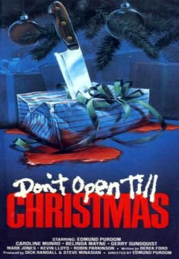 Don T Open Till Christmas Wikipedia Black Christmas Movies