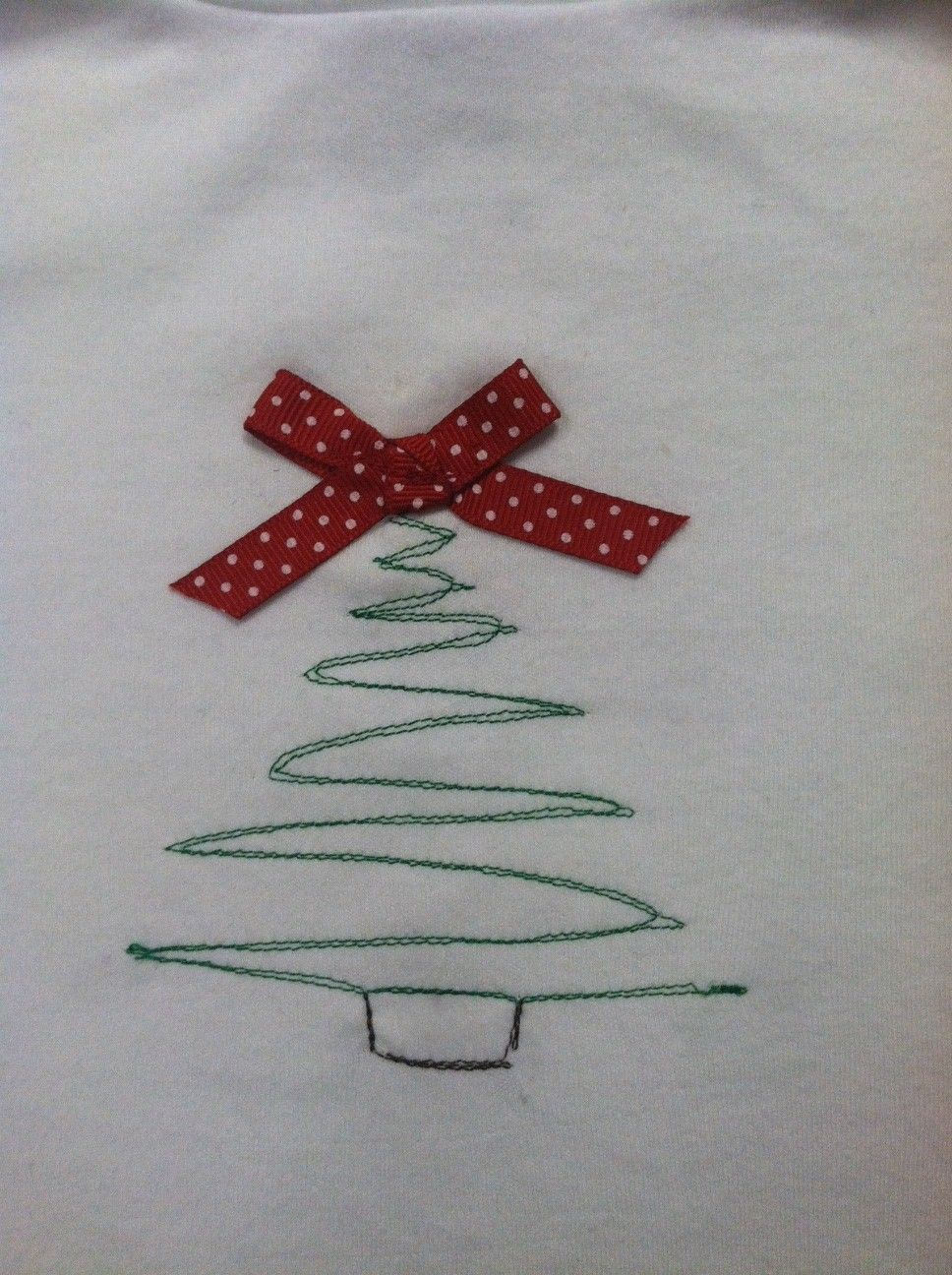 Sew a Simple Christmas Tree - Totally Stitchin