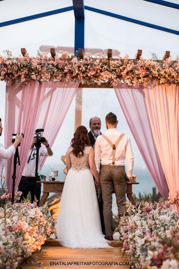 Casamento florido em Ilhabela – Juliana
