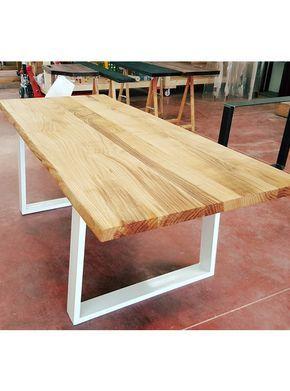 Tavolo alex in legno massello in outlet sconto 30 for Tavolo alex b b