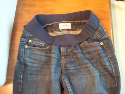 Diy Maternity Jeans Upcycling Maternity Jeans Pants