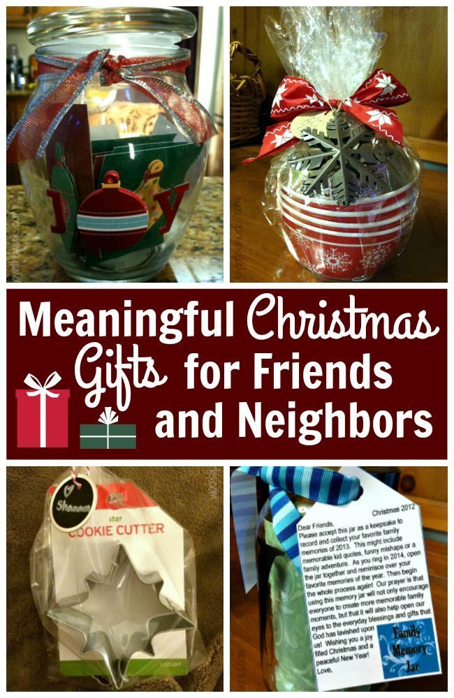 Looking to give something different this year to your friends, neighbors  and child's teachers? Check out these meaningful Christmas gifts that  encourage ... - Meaningful Christmas Gifts For Friends, Neighbors And Teachers