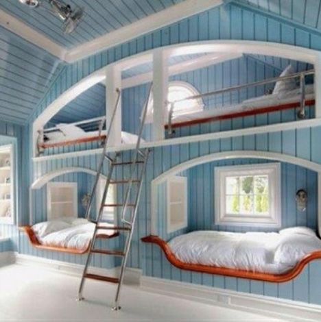 Traditional to Contemporary: 6 Cool Custom Bedroom Lofts | For the ...