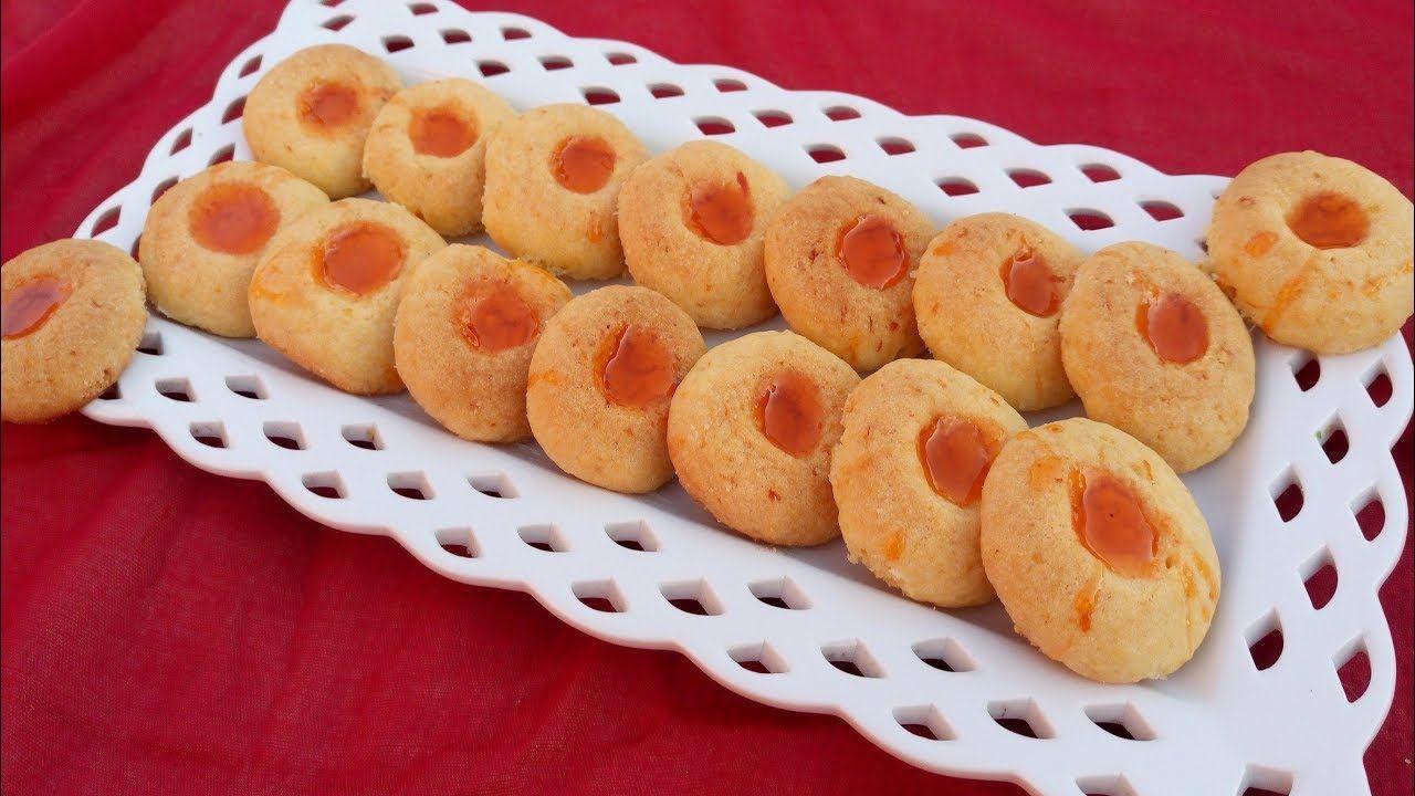 حلويات العيد حلوة غريبة بدون بيض هشة اقتصادية كتخرج كمية كثيرة و تدوب Food Breakfast Muffin