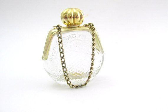 Vintage Avon Bottle / Avon Purse Petite di CreekLifeTreasures