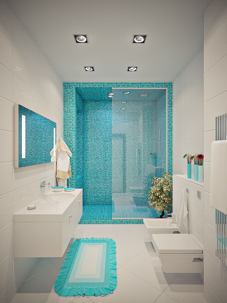 Smart Way To Create Your Small Bathroom Designs Into A Modern And Minimalist New Bathroom Designs Bathroom Design Small Beautiful Bathroom Decor