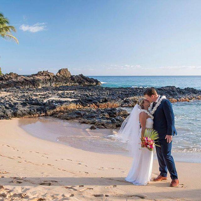 Makena Cove Secret Beach Maui Hawaii Photographer Branden Sequeira Wedding Coordinator