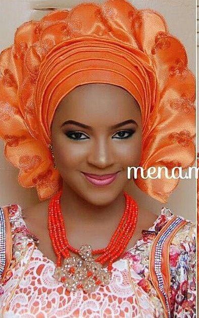 Attaché foulard gélé maré têt headwrap ~African fashion ...