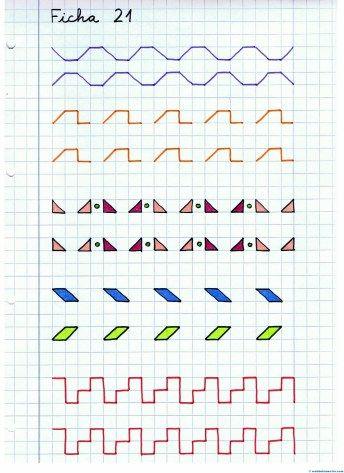 Caligrafia Material De Refuerzo Ii Web Del Maestro Ejercicios De Escritura Practica De Escritura A Mano Web Del Maestro