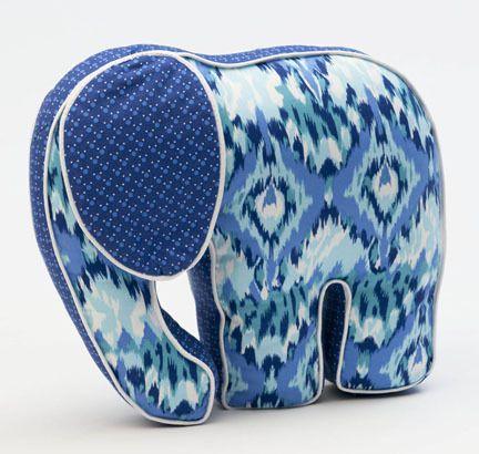 Free Elephant Pillow Pattern Pillows & softies (some to make ;)) Pinterest Elephant pillow