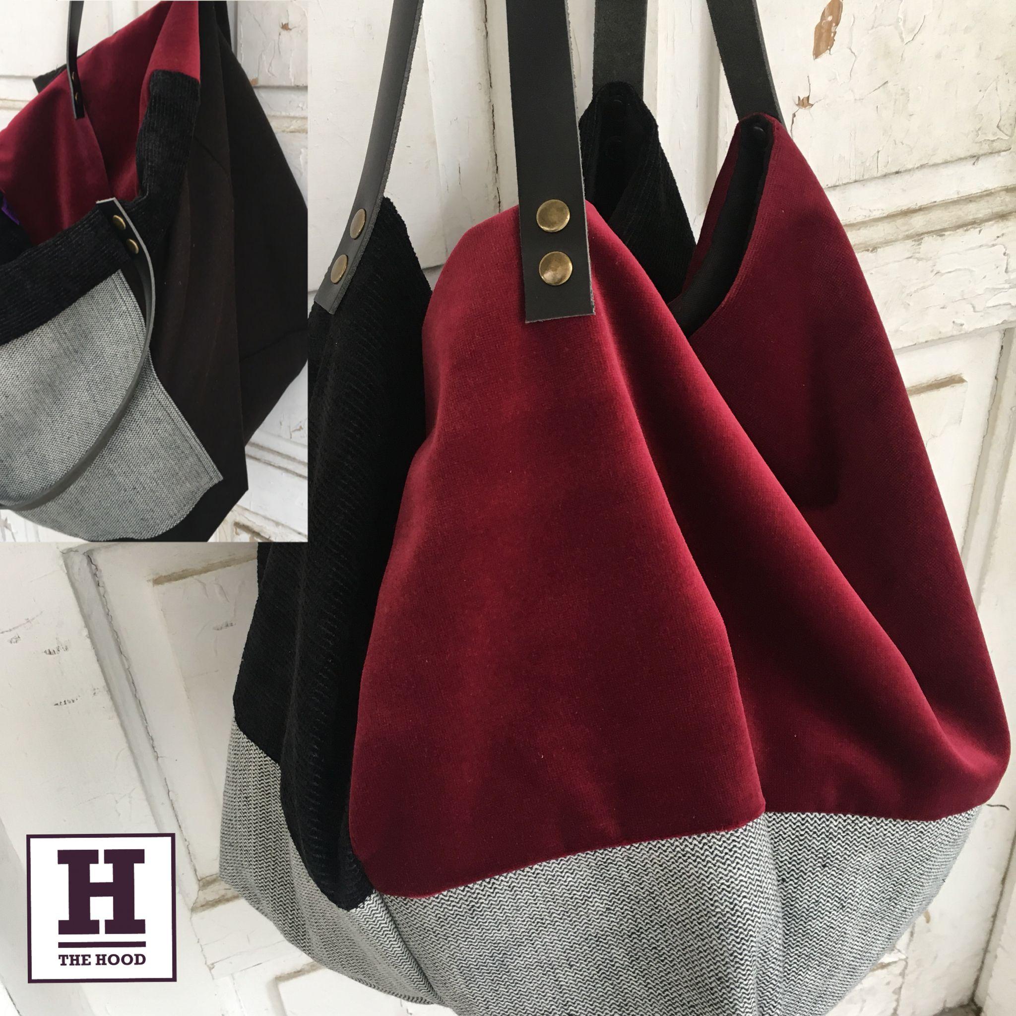 informazioni per f83ee 2b82a Pin di The Hood su Bags | Borse in tessuto, Borse da cucire ...