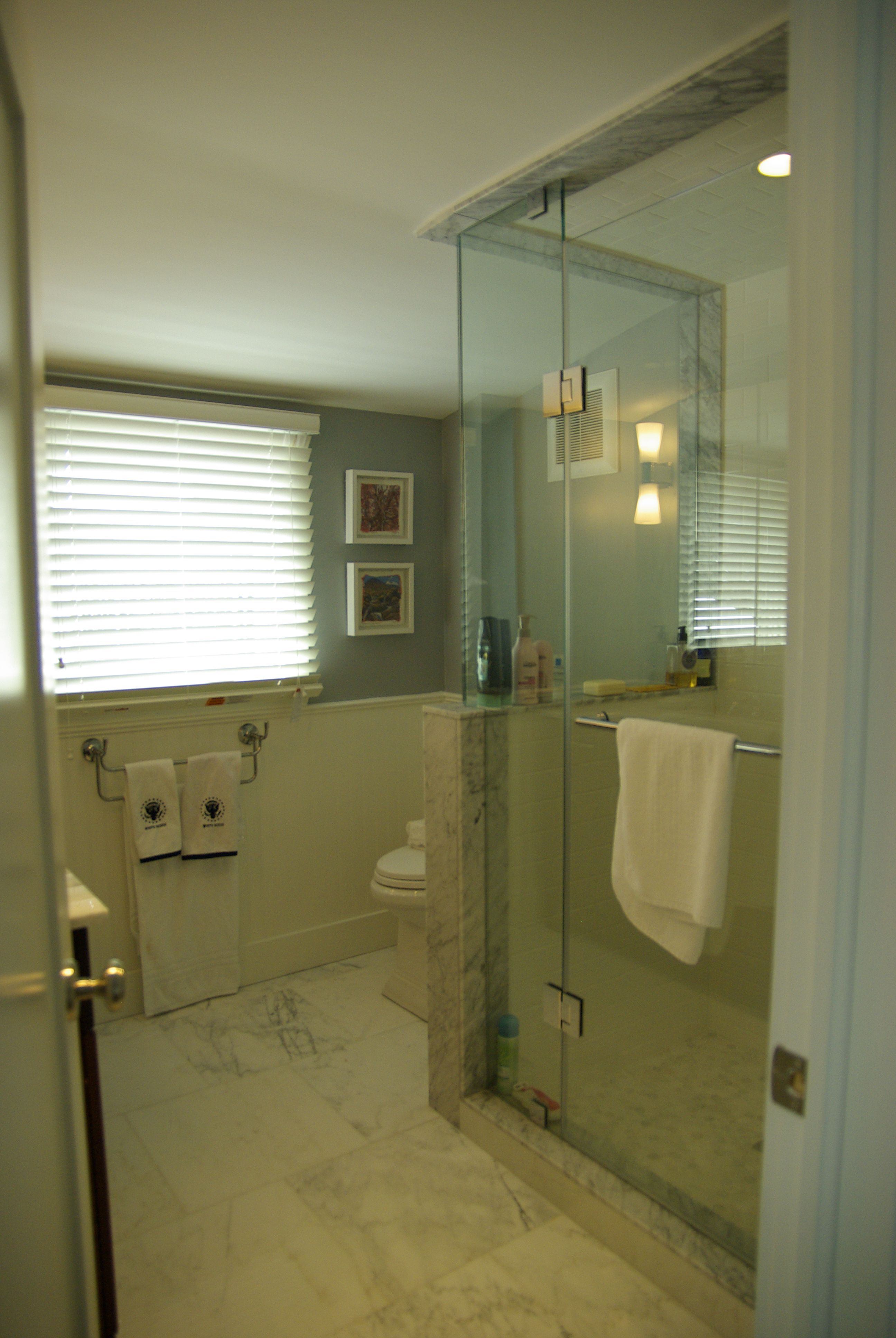 Custom Bathroom Totally Renovated By Space Converters Ltd - Commercial bathroom renovations
