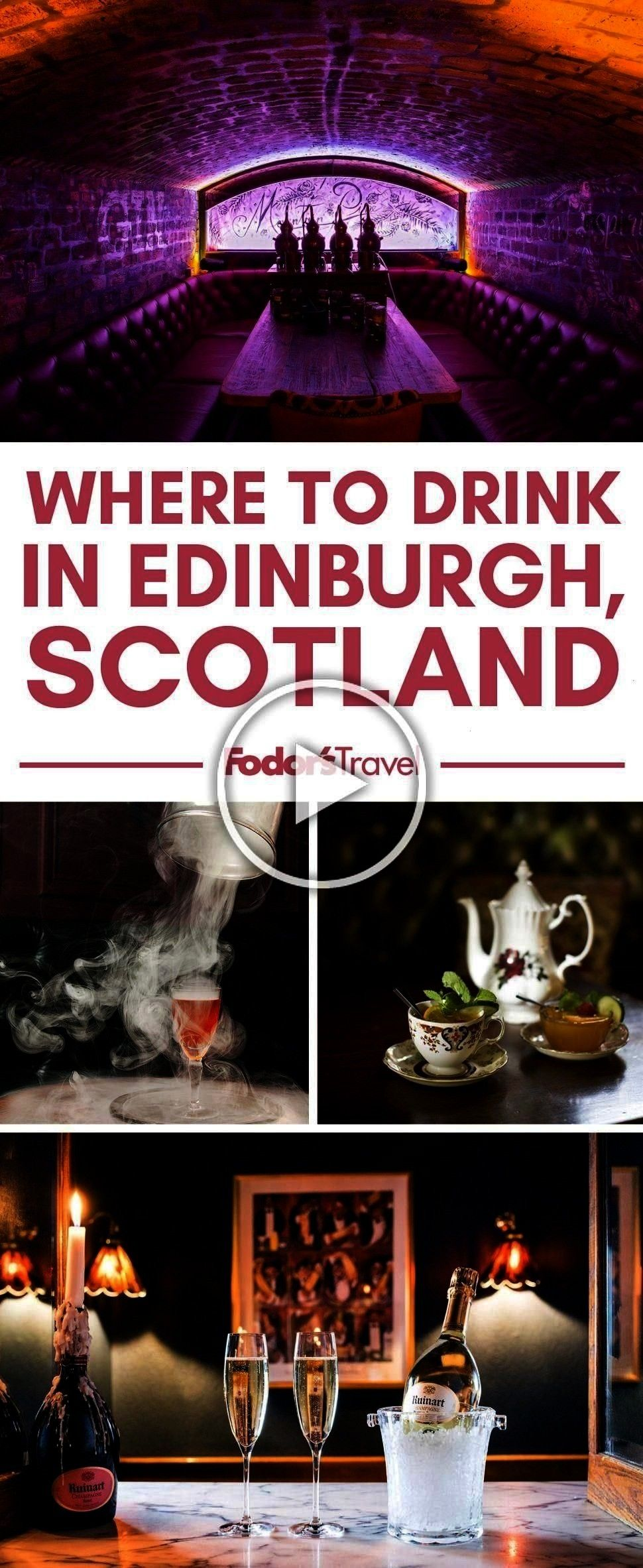 goes far beyond whisky and old pubsEdinburghs drinks scene goes far beyond whisky and old pubs UK Tours  10 Day England Scotland  Wales  Cosmos The White Desert FarafraEg...