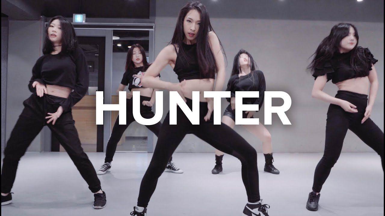 Hunter Galantis Mina Myoung Choreography 1million Dance Studio