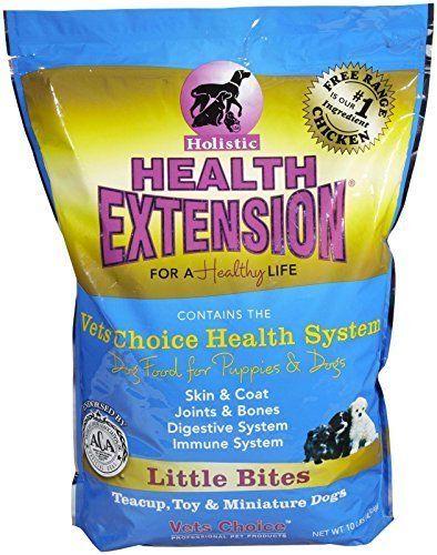 Health Extension Little Bites 10 Pound Veterinarians Choice