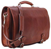 4c18e3f280b0 Buccio Palermo Italian Leather Messenger Brief | brief case ...