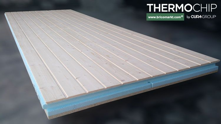 Panel sandwich thermochip 2019 - Panel sandwich de madera ...