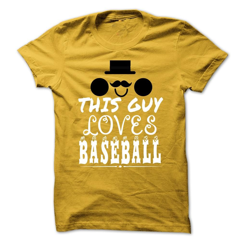 Limited Edition This guy loves Baseball