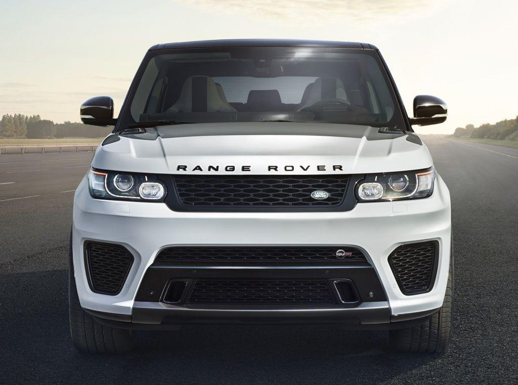 Range Rover Sport SVR '2014 Range rover, Range rover