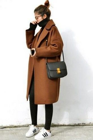 Photo of Favorite 70 Winter Outfits with a Camel Coat to Stay Chic and Warm #wintergrunge