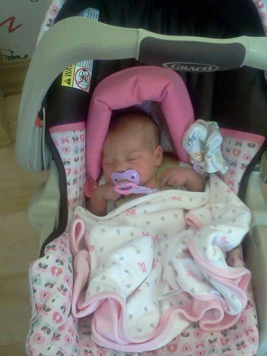 First doctors appointment. :)