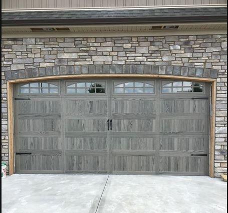 Overhead Garage Door Repair In Pittsburgh Pa Thomas V Giel Corporation Garage Door Colors Garage Doors Garage Door Design