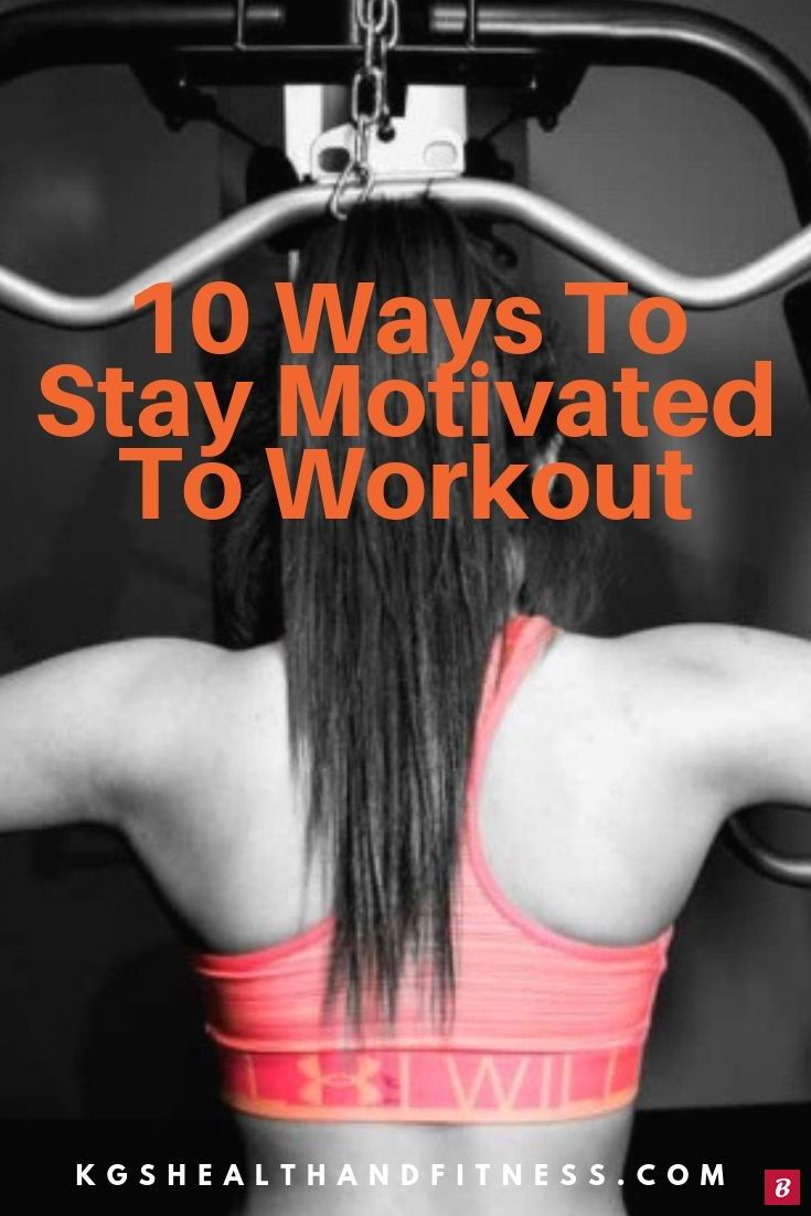 If you lack motivation to exercise during the cold Winter months, try out our 10 Ways To Stay Motiva...