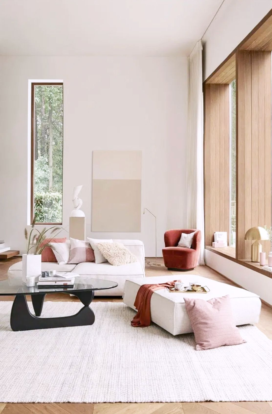 On Trend The Plush Life Home Living Room Living Room Designs