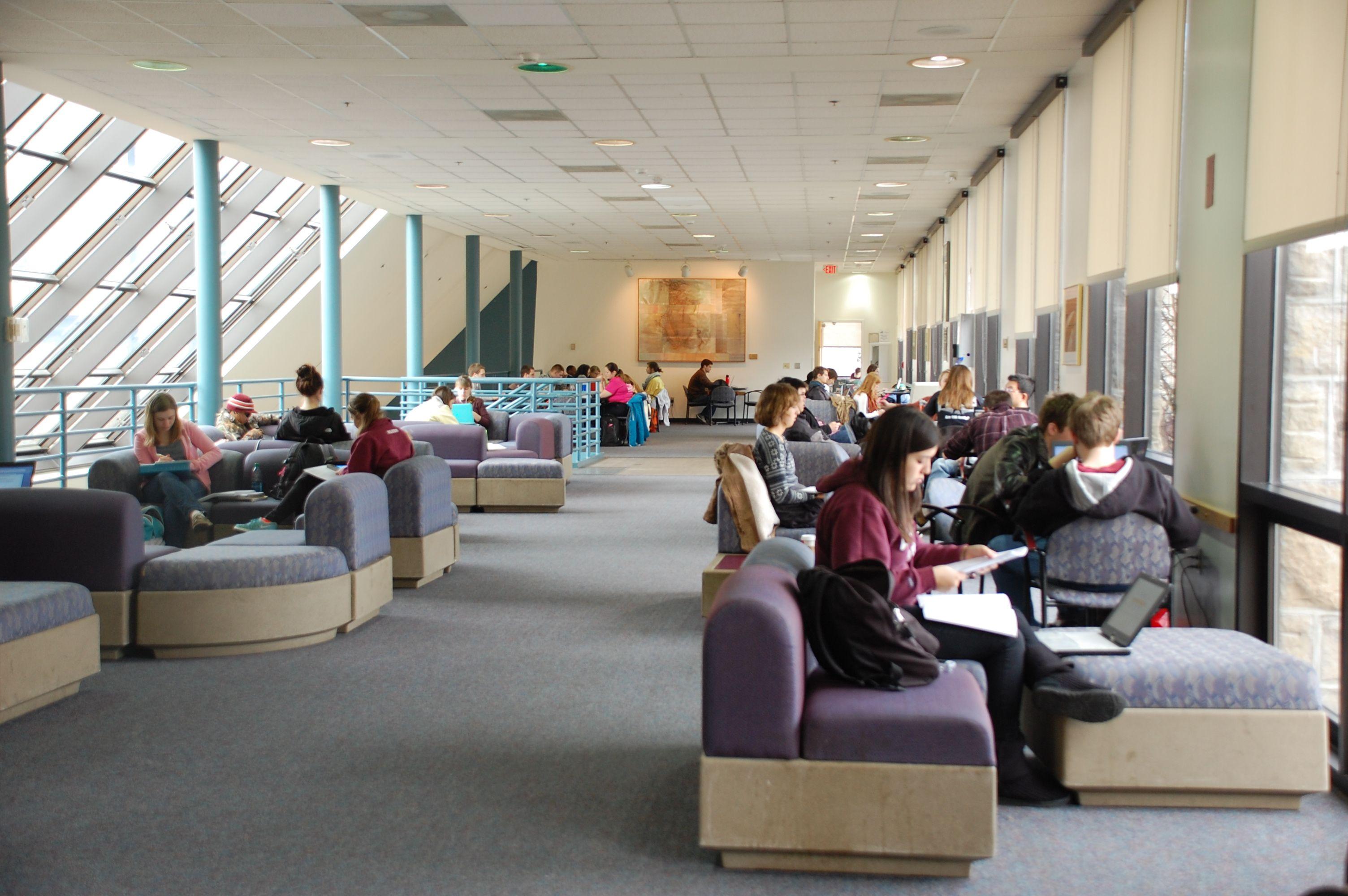 Johnston Student Center Virginia Tech