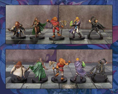 Dungeons & Dragons: Castle Ravenloft Board Game | Image