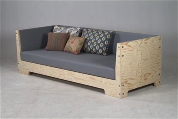 Sofa selber bauen für entspannte Stunden zu Hause - Bauanleitung