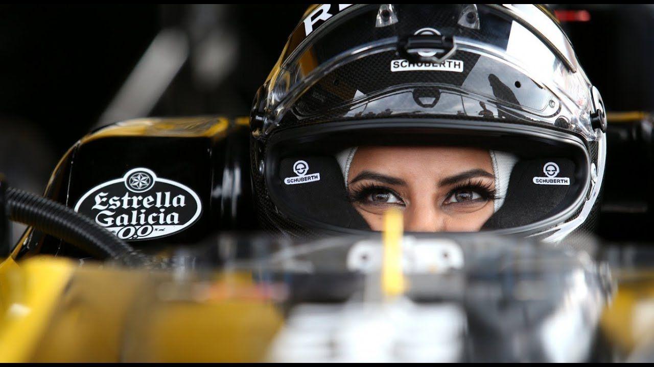 2018 French GP Aseel Al Hamad Renault Drive Renault