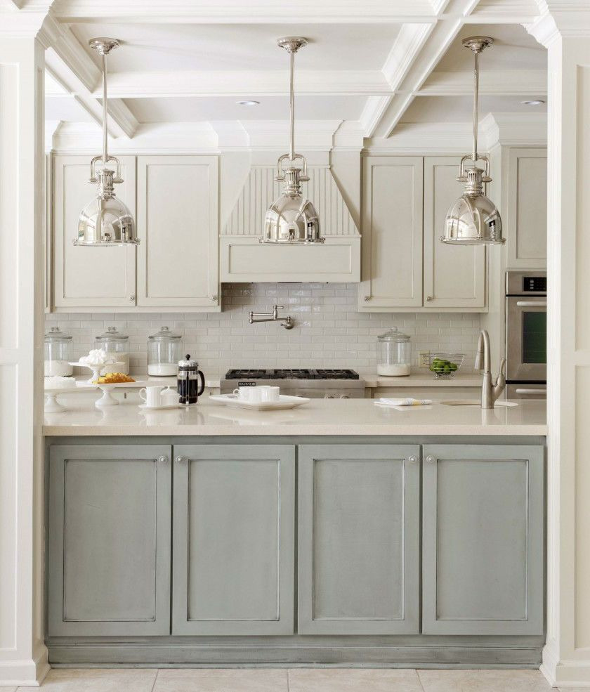 Kitchen Ivory Vs White Kitchen Cabinets Tiles To Go With Ivory Kitchen Cream Kitchen Cabinets With Granite Kitchen Inspirations Kitchen Design Kitchen Remodel