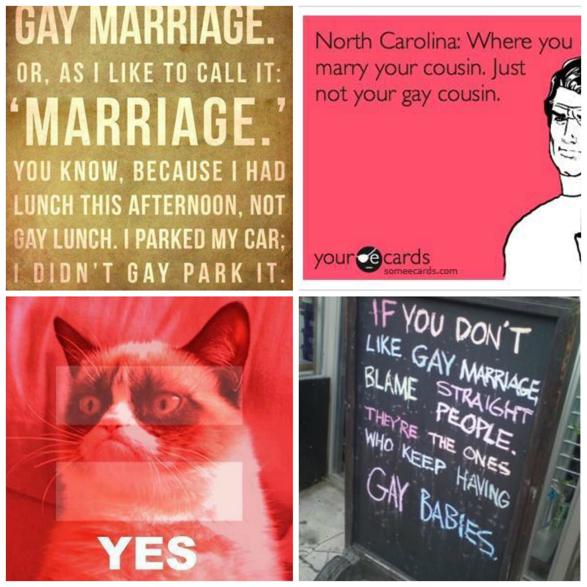 Signs Quotes And Cartoons Supporting Gay Rights Truth Pinterest