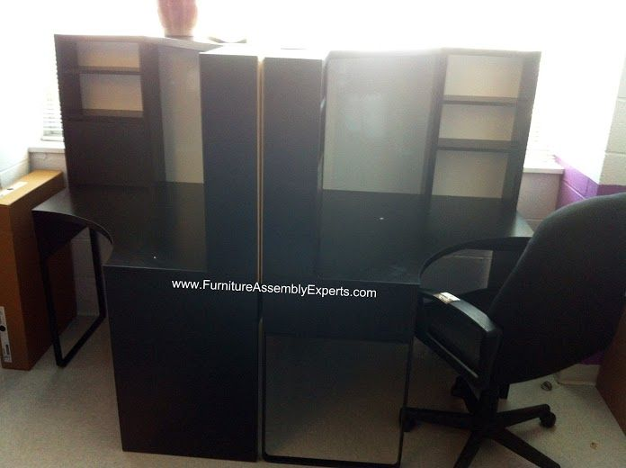 Ikea micke desks assembled in springfield va by furniture for Ikea arlington va
