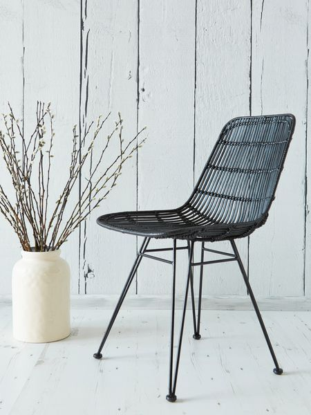Black Scandi Dining Chair Nordic House Scandi Dining Chair Eames Dining Chair Wire Dining Chairs