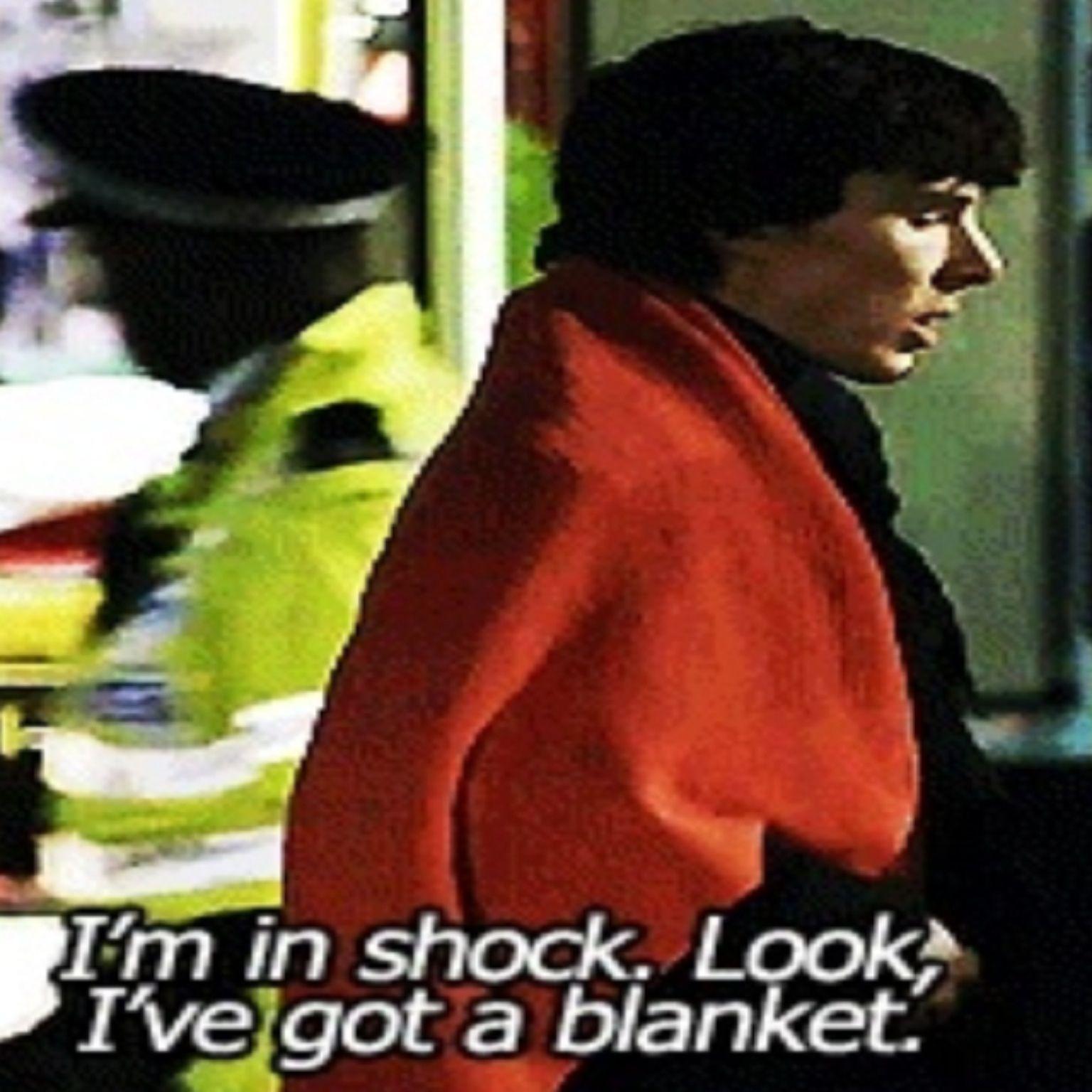 Sherlock is my life!