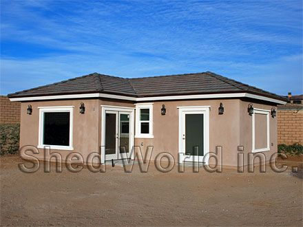 Custom Wood Detached Garage Pictures