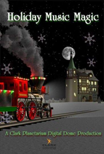 Holiday Music Magic at UTA Planetarium | Dallas-Ft  Worth