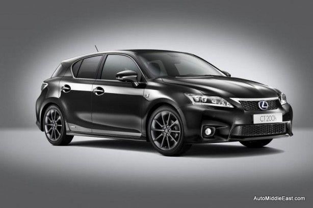 2012 Lexus CT200h Premium.