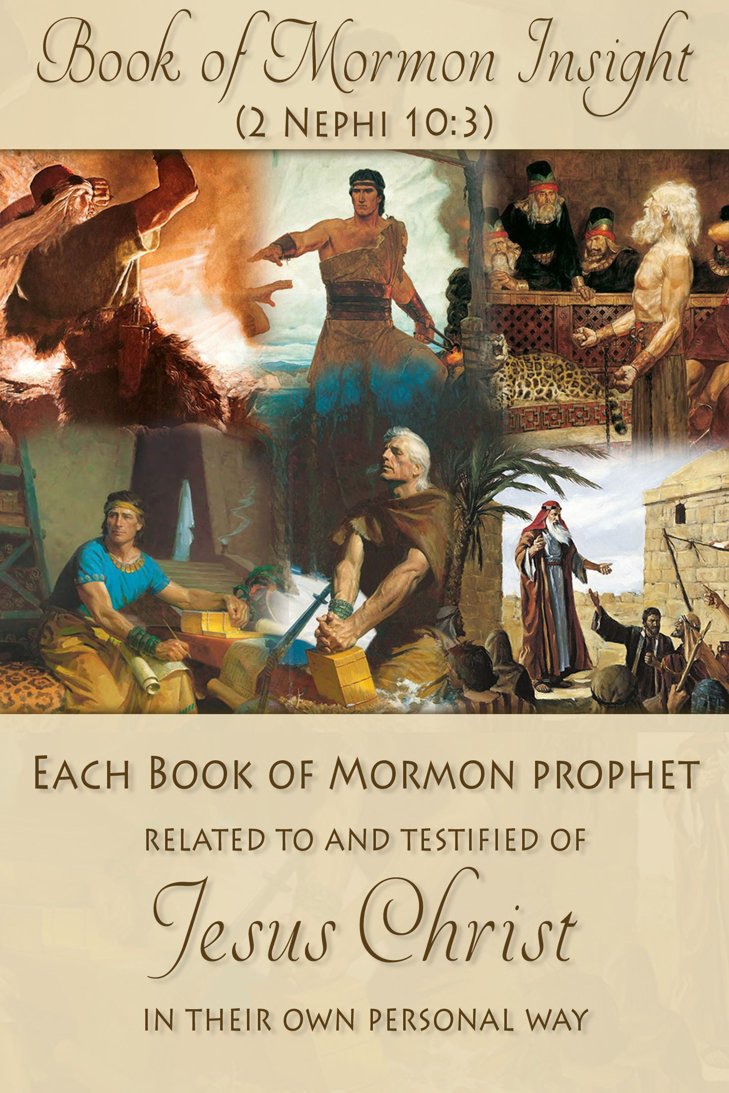 The prophets in the Book of Mormon each referred to Christ differently based off their own individual experiences. Lehi referred to Christ more as a Redeemer, whereas Jacob referred to him more as the Anointed One. Learn how this is supporting different authors of the Book of Mormon at http://www.knowhy.bookofmormoncentral.org/content/why-does-an-angel-reveal-the-name-of-christ-to-jacob #Knowhy #BookofMormon #LDS #Mormon #Christ #Jesus #JesusChrist #Lord