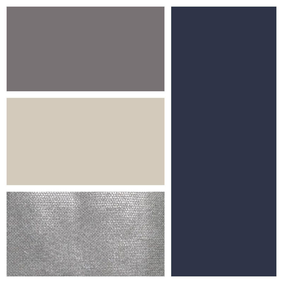 Colour Pallet? I Like The Greys Complimenting The Dark