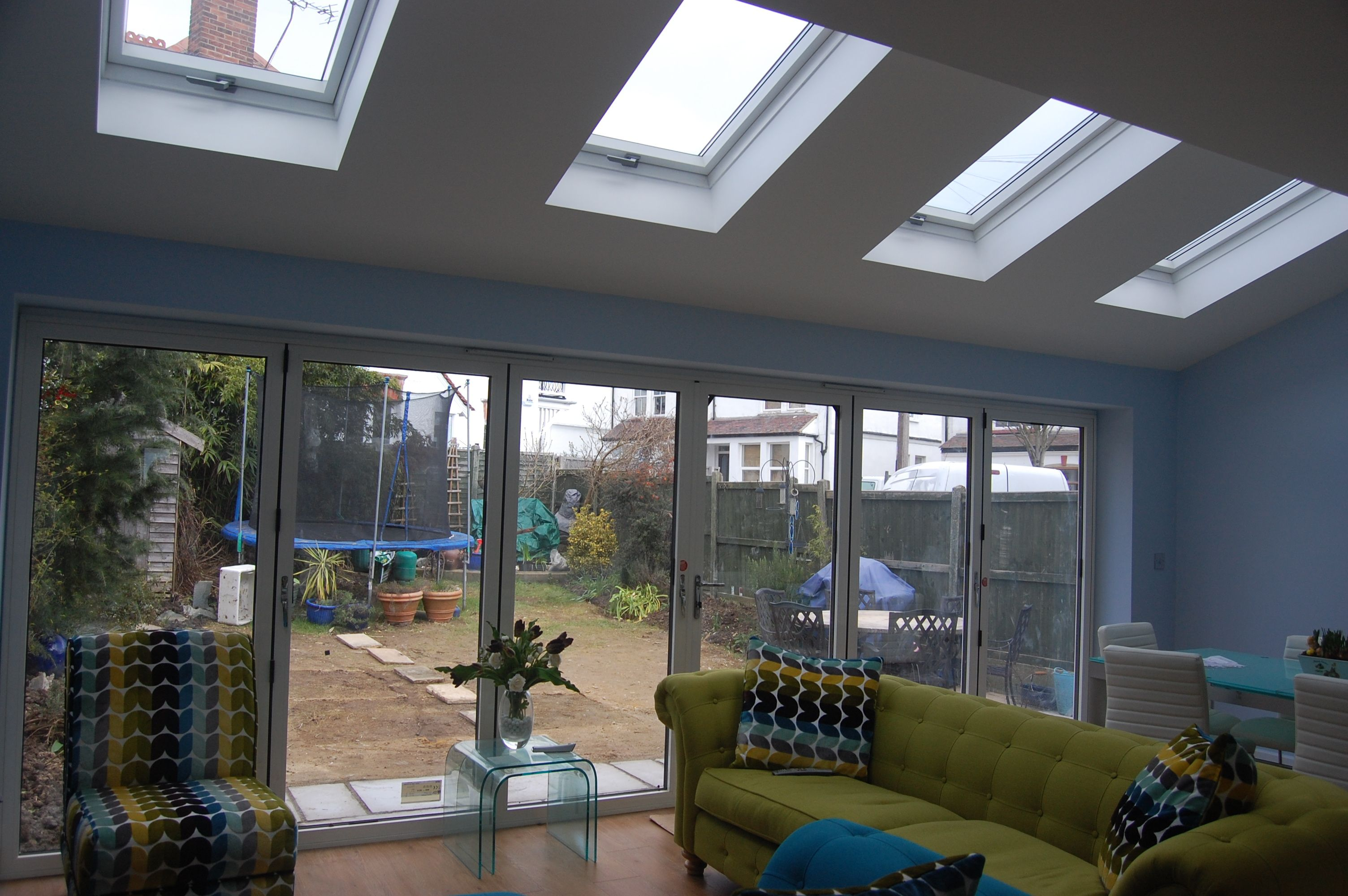 Velux 55x78 Pitched Roof Rear Extension - Google Search | Velux Blinds