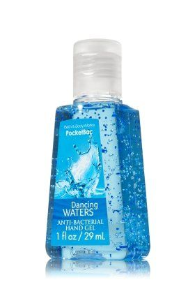 Bath And Body Works Pocketbac Anti Bacterial Hand Gel Dancing