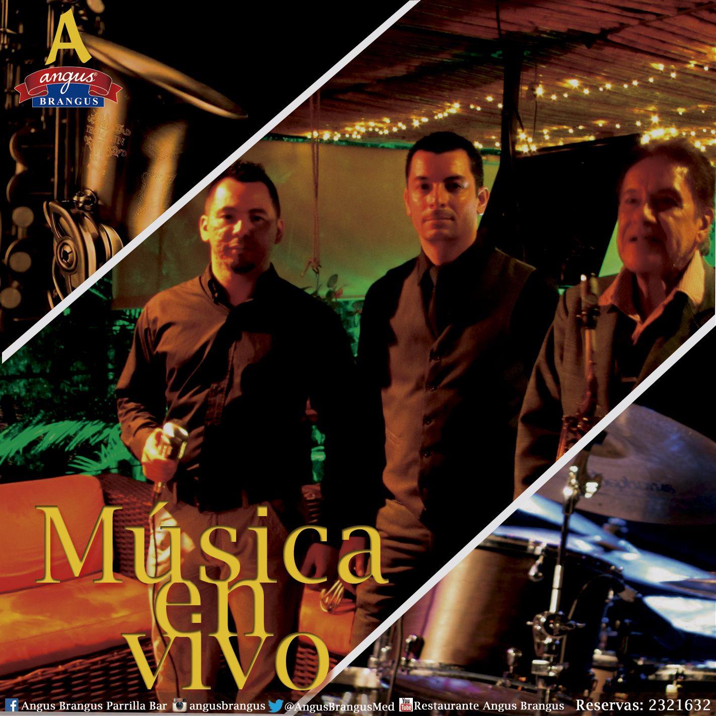 Angus Brangus cuenta con noches de música en vivo, disfruta en un ambiente cálido, romántico y exquisita gastronomía.   Reservas: www.angusbrangus.com.co .   #AngusBrangus #Medellín #RestaurantesMedellín @Pasaporte_Vip @ClubIntelecto @Restorando #gastronomía #musicaenvivo #nochesenmedellín