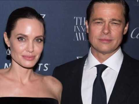 BRAD PITT First time speek out OF FAMILY MEETING