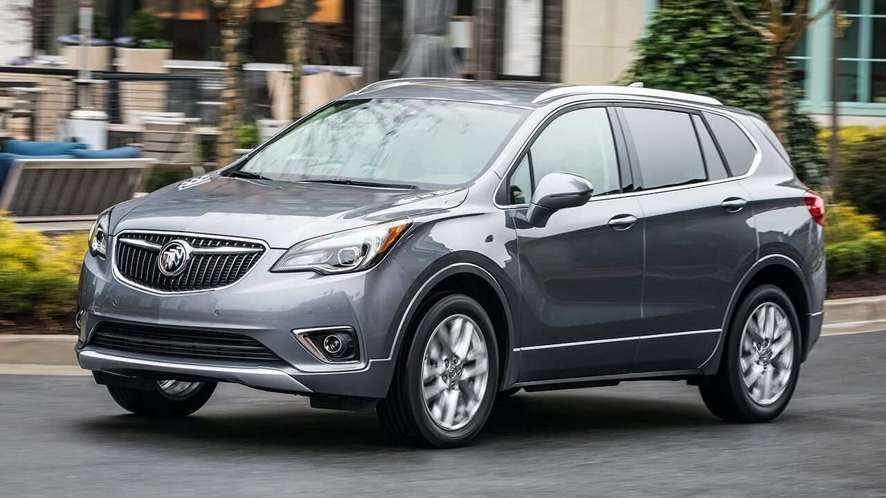 Gm Denied Tariff Exemption For China Made Buick Suv Buick Envision Buick Suv