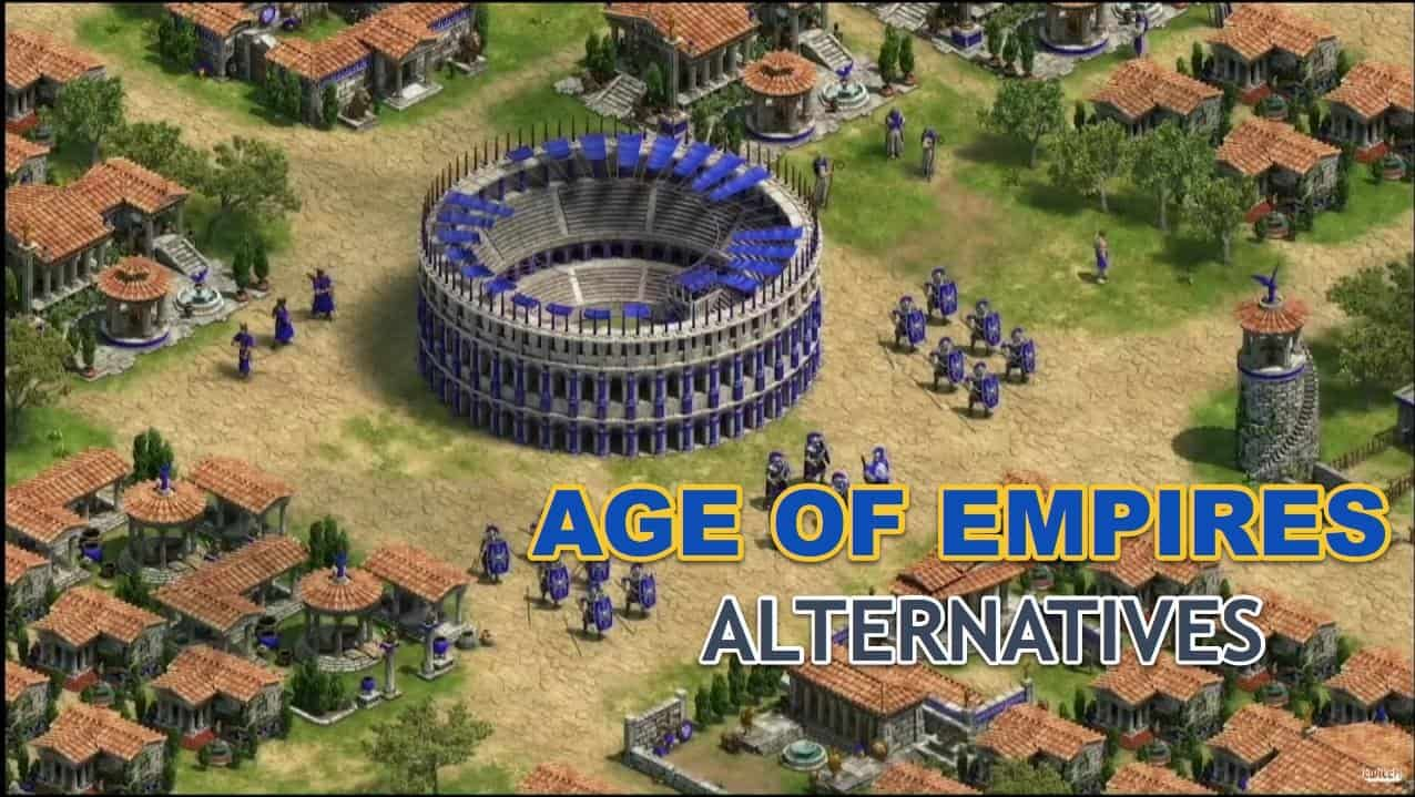 Real Time Strategy Games Akin To Age Of Empires With Images