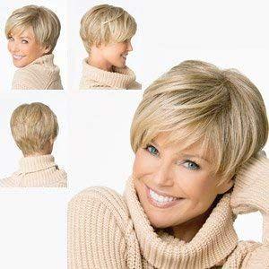 Christie Brinkley Wigs: Uptown (Medium Golden Blon