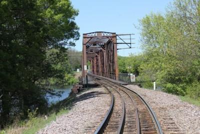 Bridgehunter.com   UP - Chippewa Falls Bridge